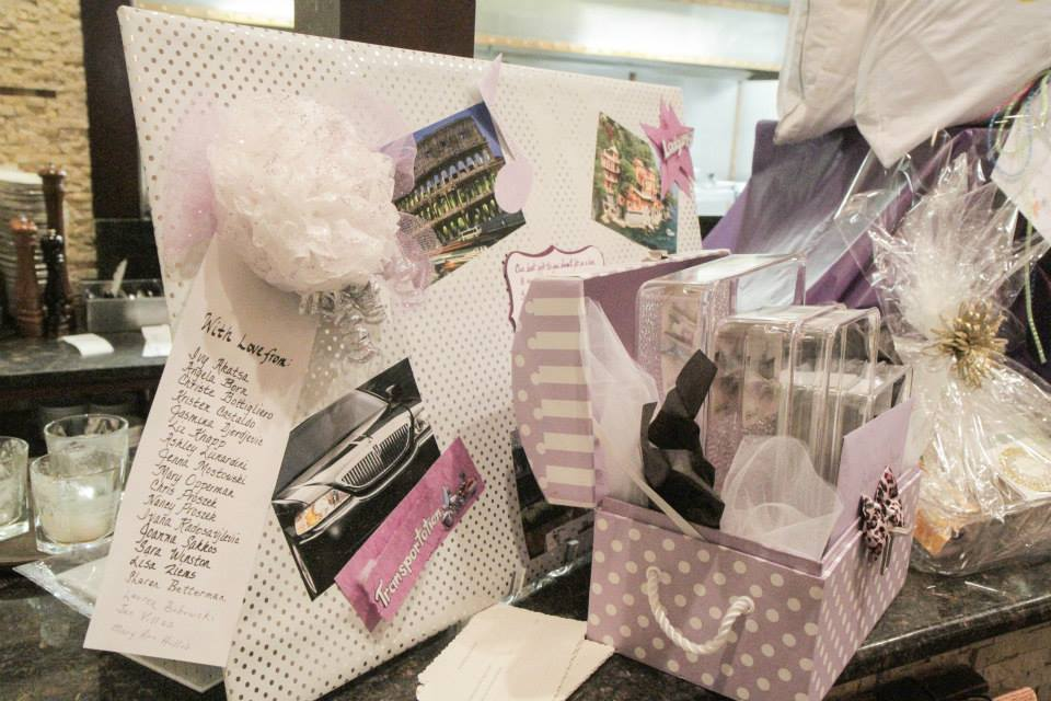 A Display Bridal Shower For The Non-Traditional Bride